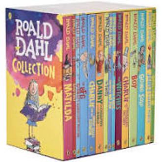 Phizz Whizzing Roald Dahl