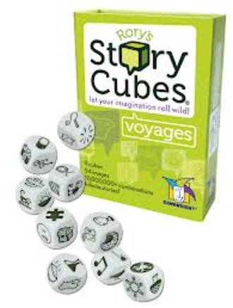 Rory's Story Cubes  Voyages