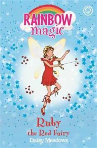 Rainbow Magic Ruby the Red Fairy