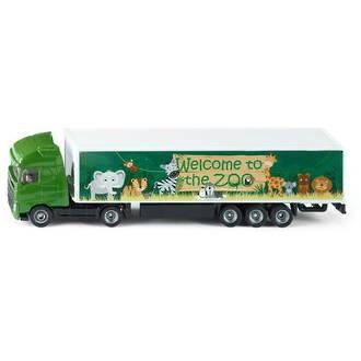 Siku 1627 Articulated truck with trailer