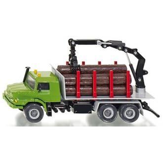 SIKU 2714 Log Transporter
