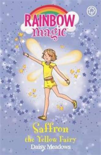 Rainbow Magic Saffron the Yellow Fairy