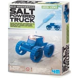 Salt Powered Truck