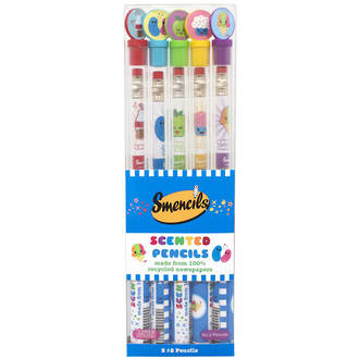 Smencils Scented Pencils 5 Pack