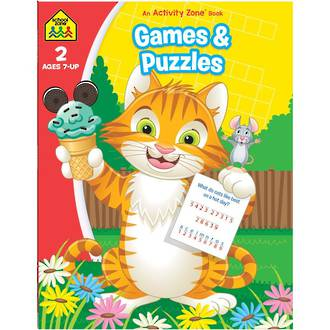 School Zone Get Ready Games & Puzzles