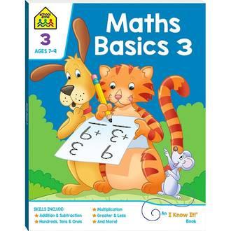 School Zone Maths Basics 3