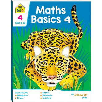 School Zone Maths Basics 4