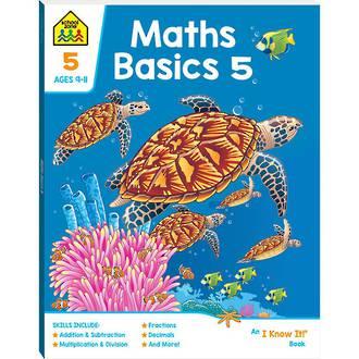 School Zone Maths Basics 5