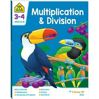 School Zone Multiplication & Division