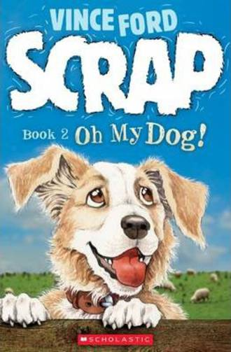 Scrap #2 Oh My Dog!