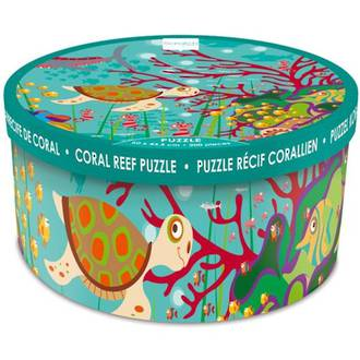 Scratch Europe Puzzle Coral Reef