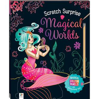 Scratch Surprise Magical Worlds