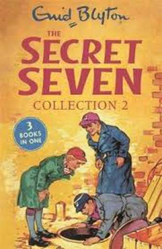 The Secret Seven Collection 2  Books 4-6