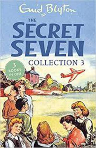 The Secret Seven Collection 3  Books 7-9