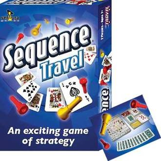 Sequence Game Travel Edition