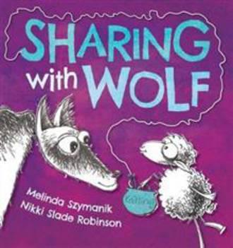 Sharing with Wolf (Hardback)