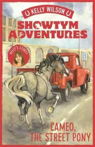 Showtym Adventures #2 Cameo, the Street Pony