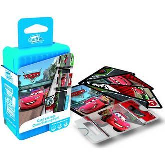 Shuffle Disney Cars Card Game
