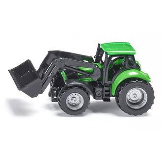Siku 1043 Deutz-Fahr tractor with Front Loader