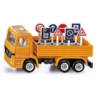 Siku 1322 Road Maintenance Lorry