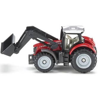 Siku 1484 Massey Ferguson with front loader