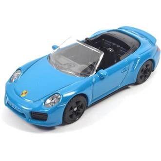 Siku 1523 Porsche 911 Turbo S Convertible