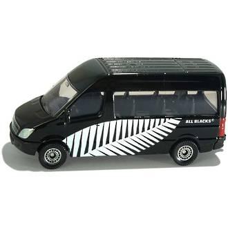 Siku 1589NZ All Blacks Team Van