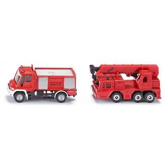 Siku 1661 Fire Service Set