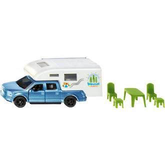 Siku 1693 Ford F150 Pick Up Camper