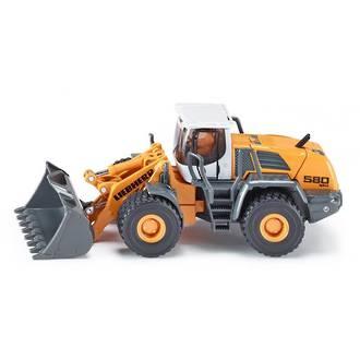 Siku 3533 Four Wheel Loader Liebherr R580 2plus2