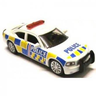 Siku New Zealand Police Car
