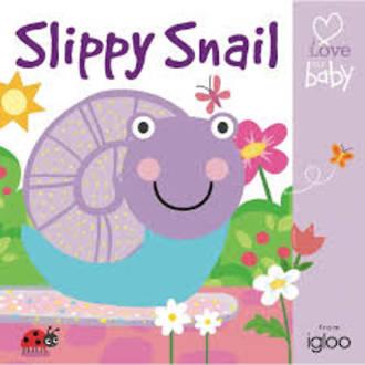 Finger Puppet Book Slippy Snail