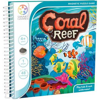 Smart Games Magnetic Puzzle Game Coral Reef