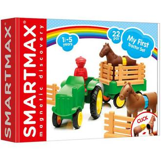 Smartmax My First Tractor Set (22 pc)