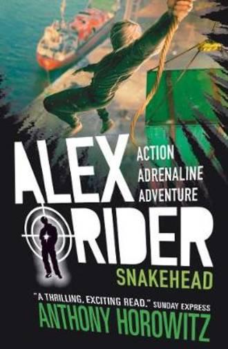 Alex Rider #7 Snakehead
