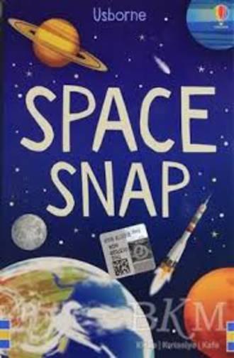Usborne Space Snap