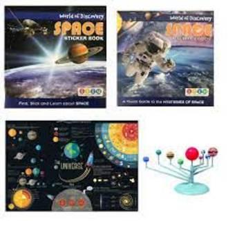 World Discovery Space Boxset