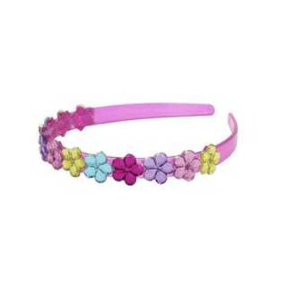 Sparkle Mini Flower Gem Headband