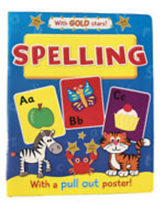Spelling With Gold Stars