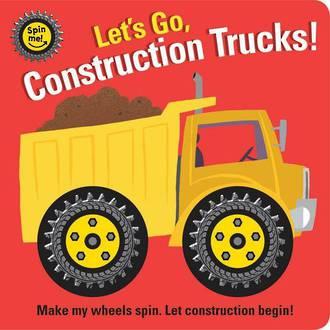 Spin Me Construction Trucks