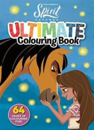 Spirit the Ultimate Colouring Book