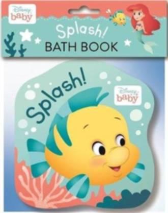 Bath Book Splash Disney Baby