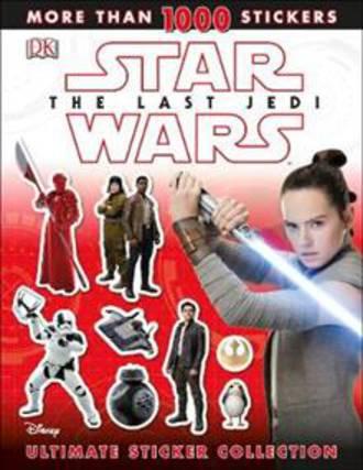 Star Wars The Last Jedi (TM) Ultimate Sticker Collection
