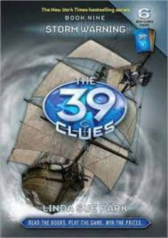 39 Clues #9 Storm Warning