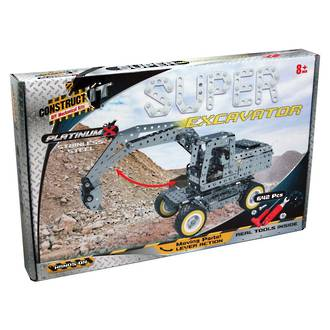 Construct It Super Excavator