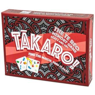 Takaro: The Te Reo Memory Game