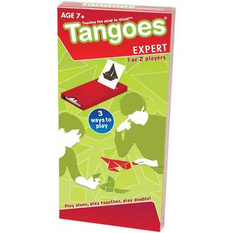 Tangoes Expert Game