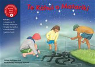 Te Kahui o Matariki / The Matariki Star Cluster