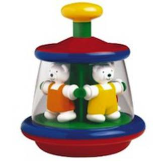 Ambi Ted and Tess Carousel
