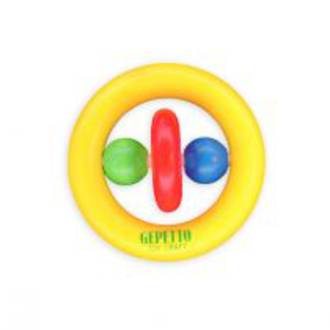 Gepetto Teething Ring with Ringli